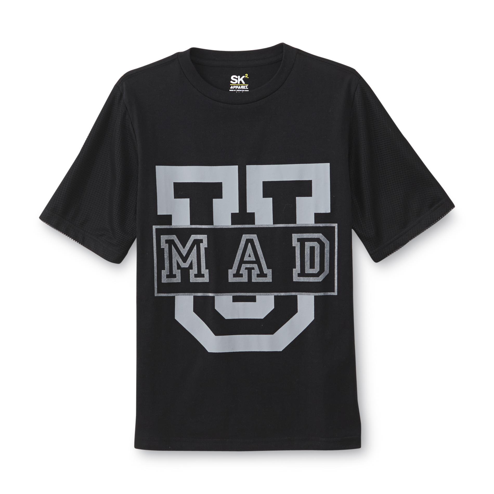 SK2 Boy's Graphic T-Shirt - U Mad