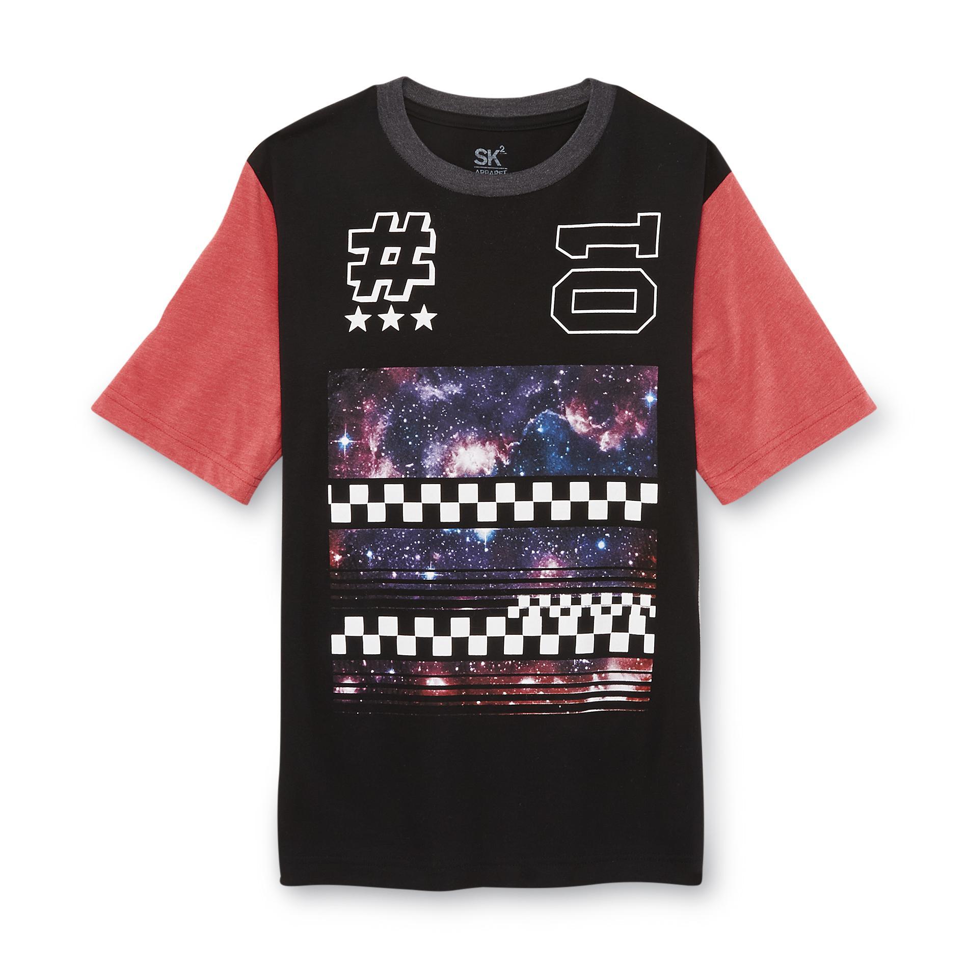 SK2 Boy's Graphic T-Shirt - Space Race