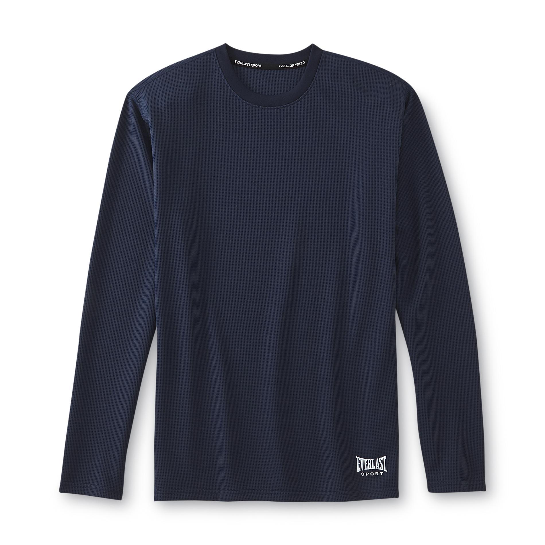 Everlast® Sport Men's Long-Sleeve Thermal Performance Shirt