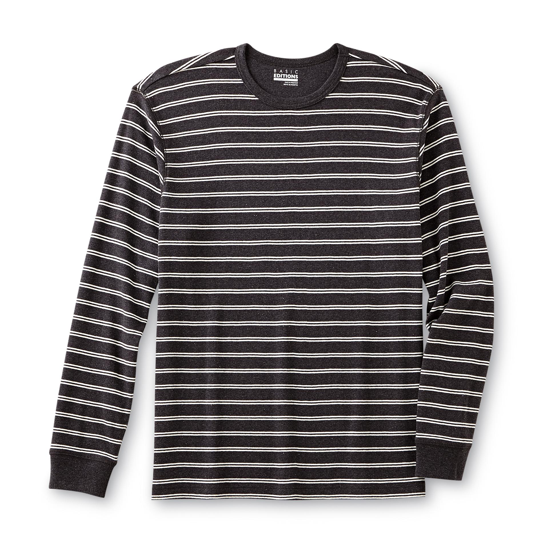 Men's Long-Sleeve T-Shirt - Striped