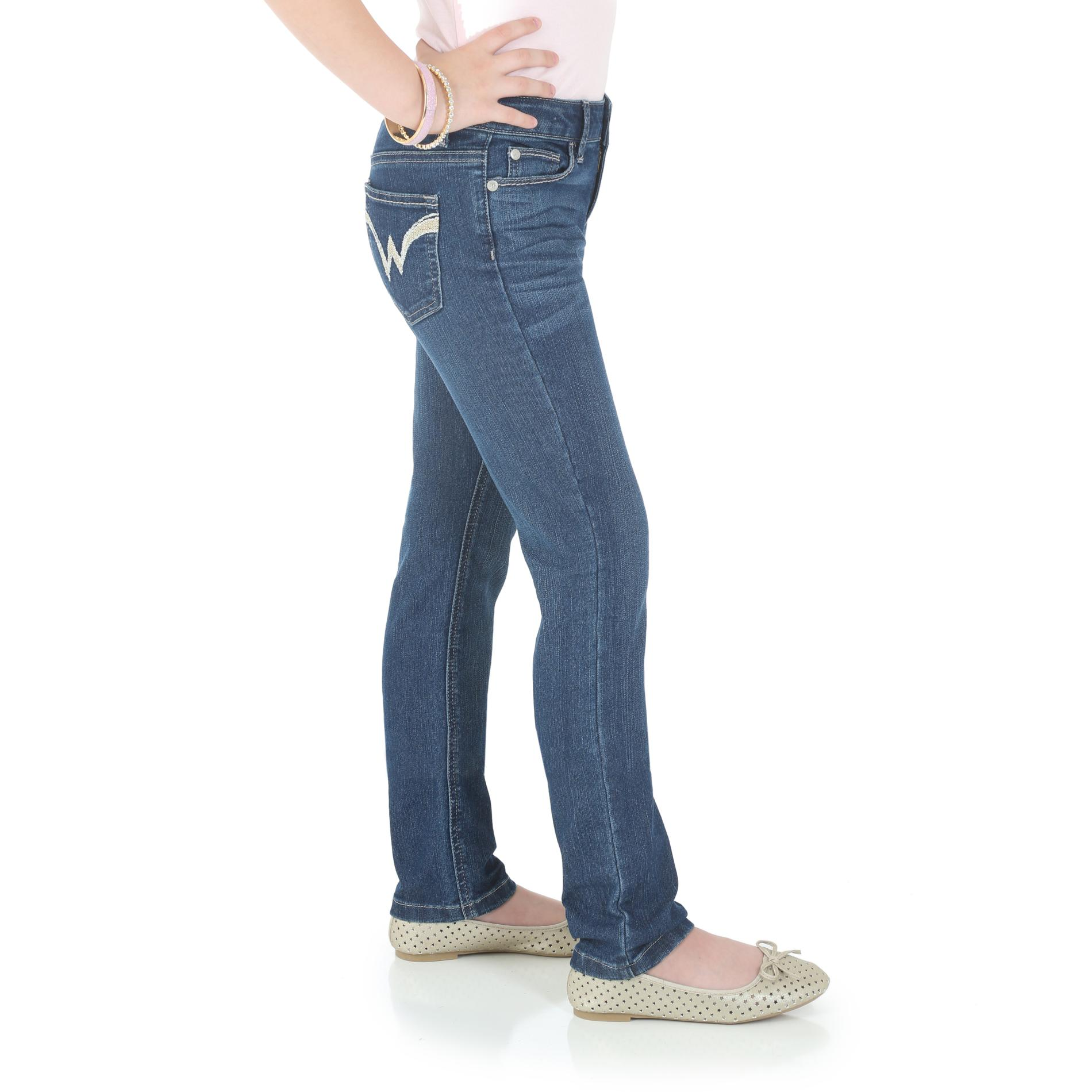 Wrangler Girl's Super Skinny Jeans