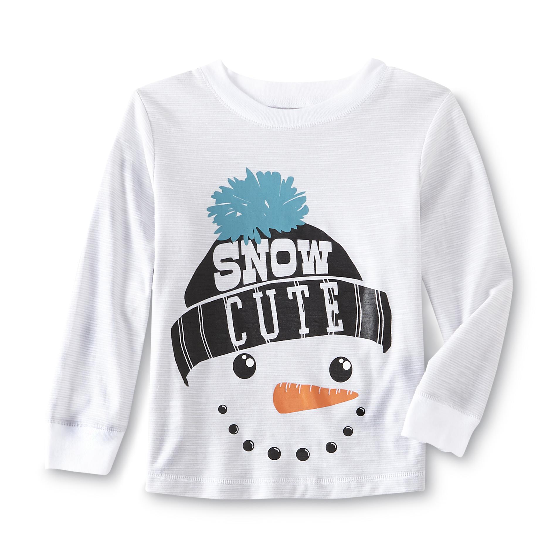 WonderKids Infant & Toddler Boy's Graphic T-Shirt - Snow Cute