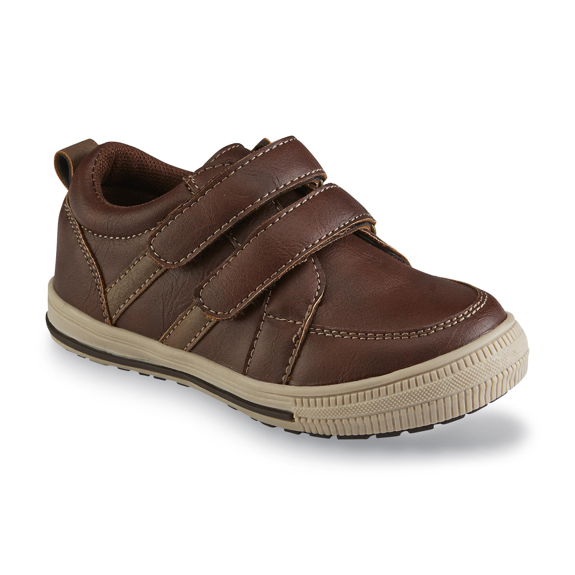 Brown Oxford Shoes Toddler