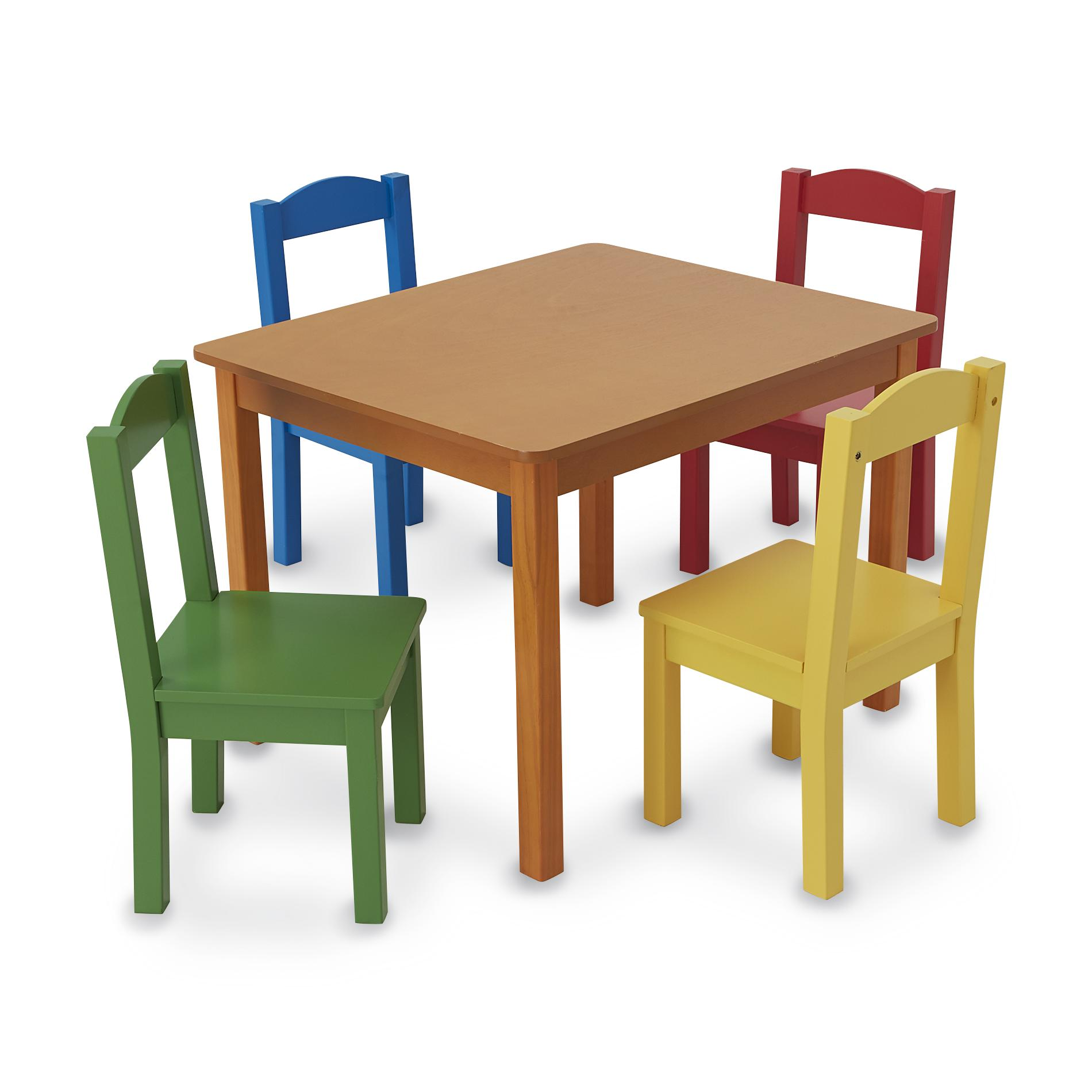 Piper Children\'s Table & 4 Chairs