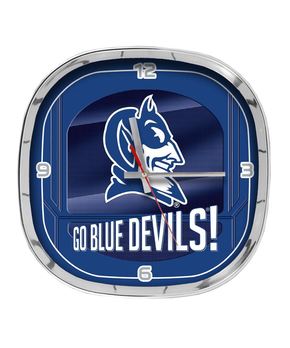 NCAA Duke Blue Devils Wall Clock