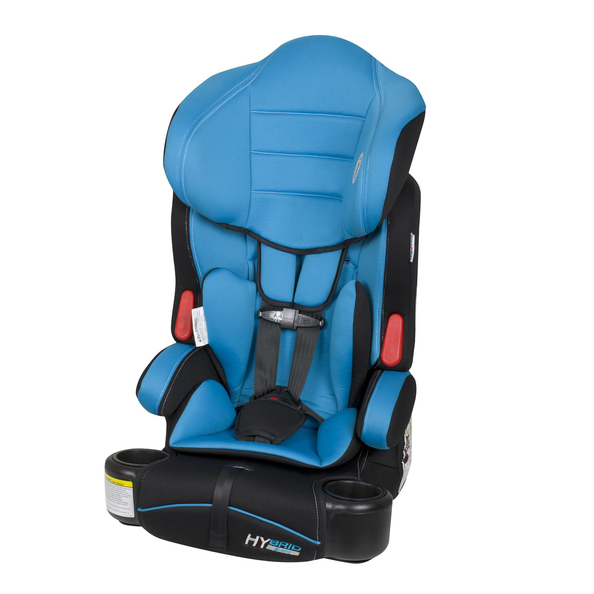 Hybrid 3-in-1 Booster Car Seat