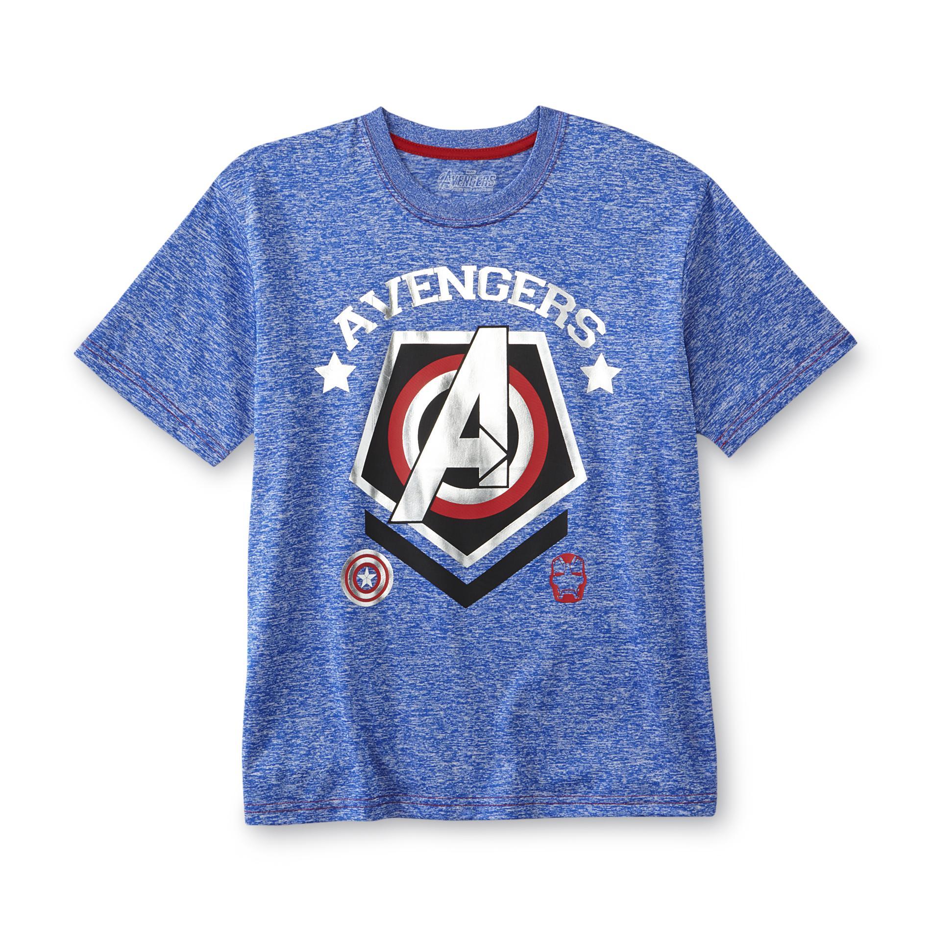 Marvel Comics Avengers Boy's Graphic T-Shirt