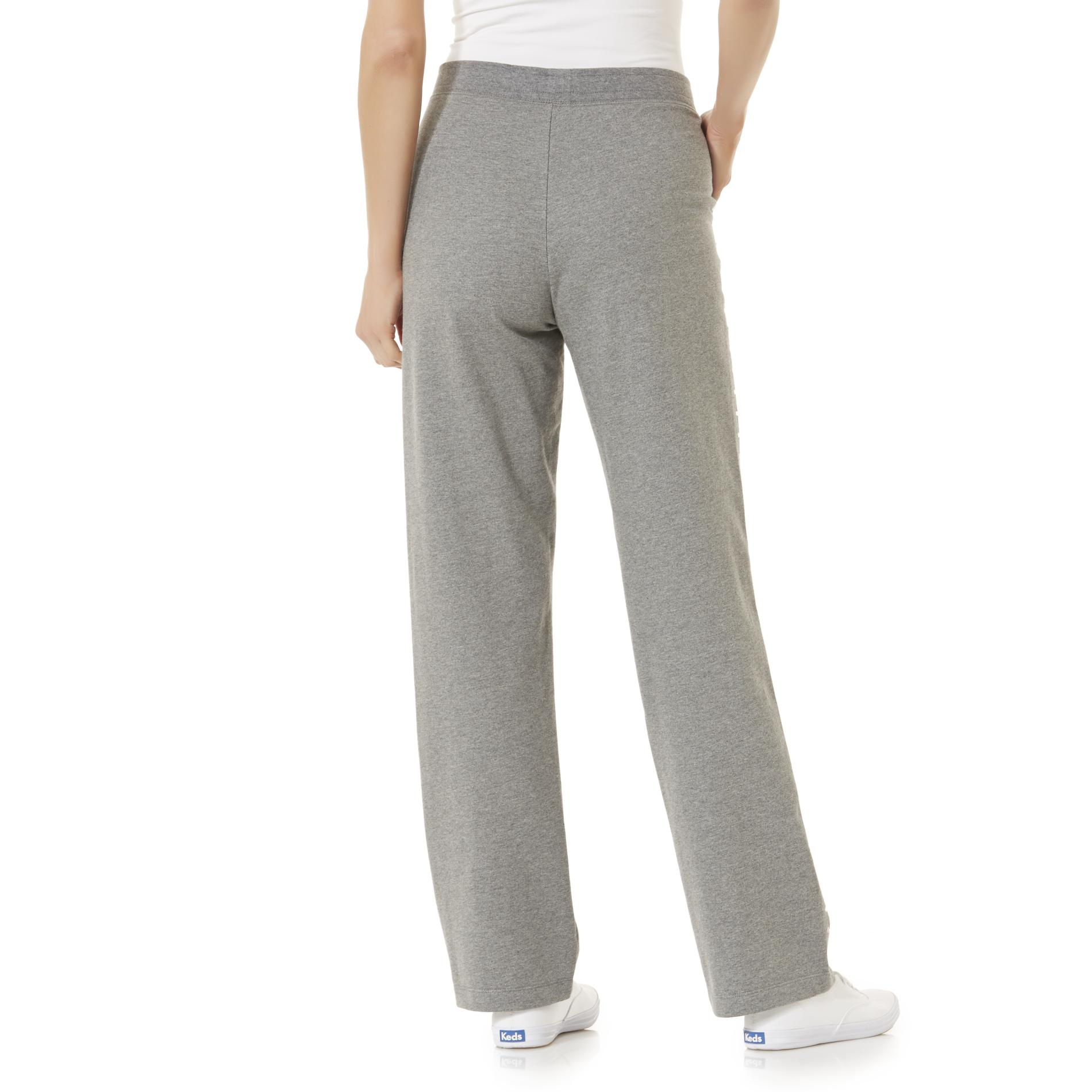 Jaclyn Smith Women's Embellished Lounge Pants