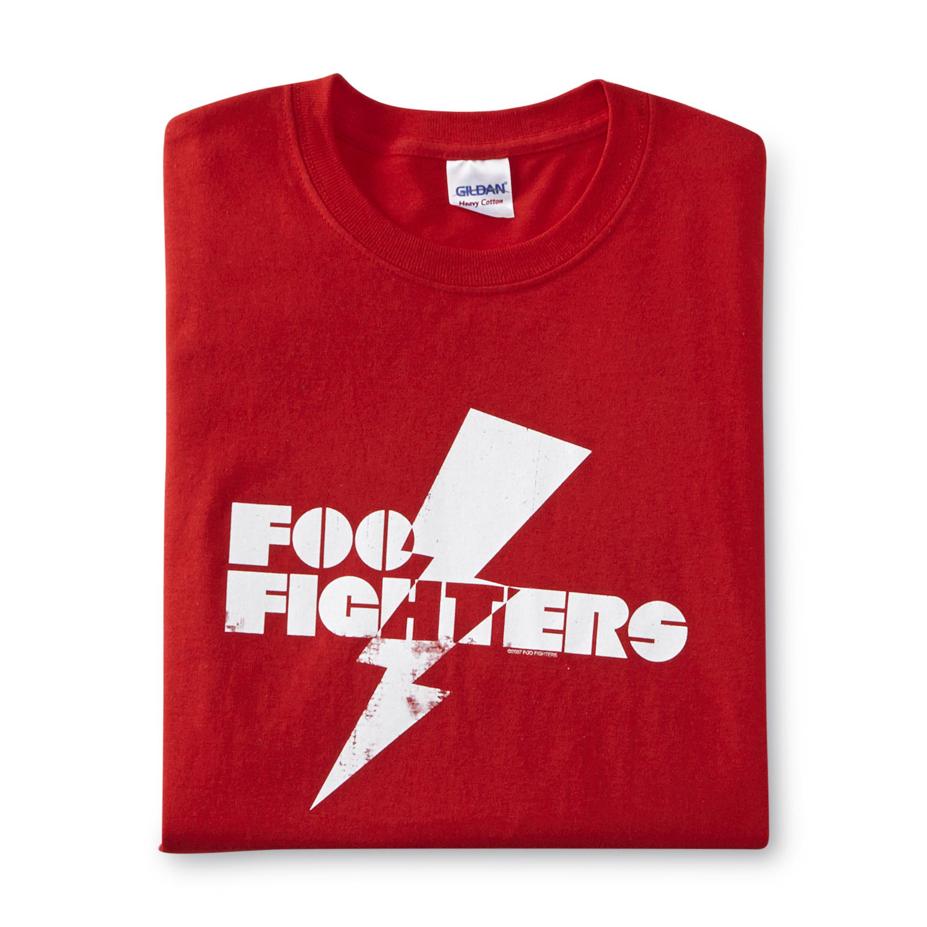 Young Men's Graphic T-Shirt - Foo Fighters
