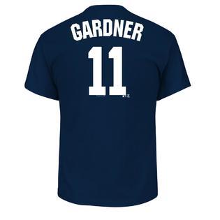 pretty nice bc601 99fa1 MLB Brett Gardner Men's Jersey T-Shirt - New York Yankees
