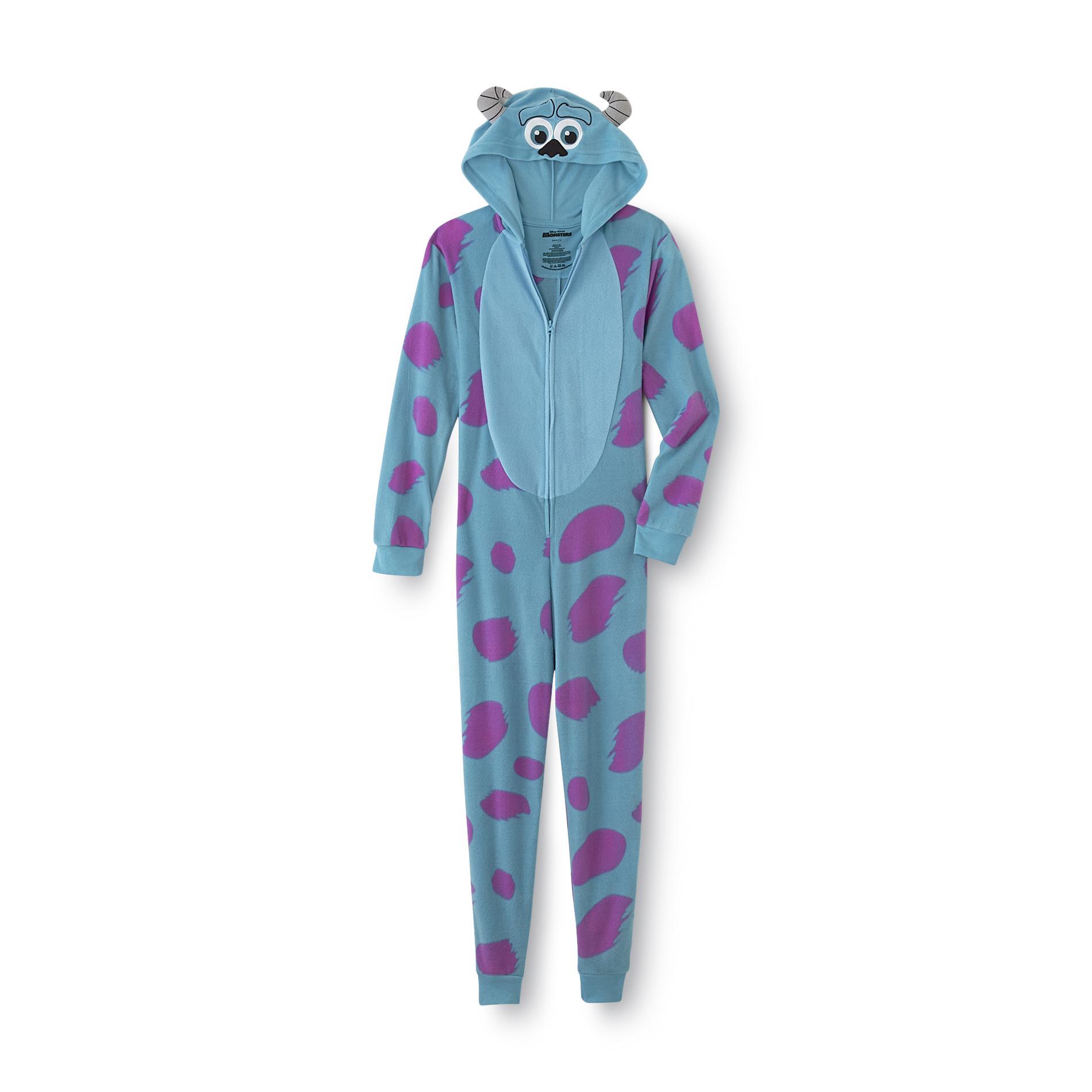 Disney-Pixar Monsters, Inc. Women's One-Piece Pajamas