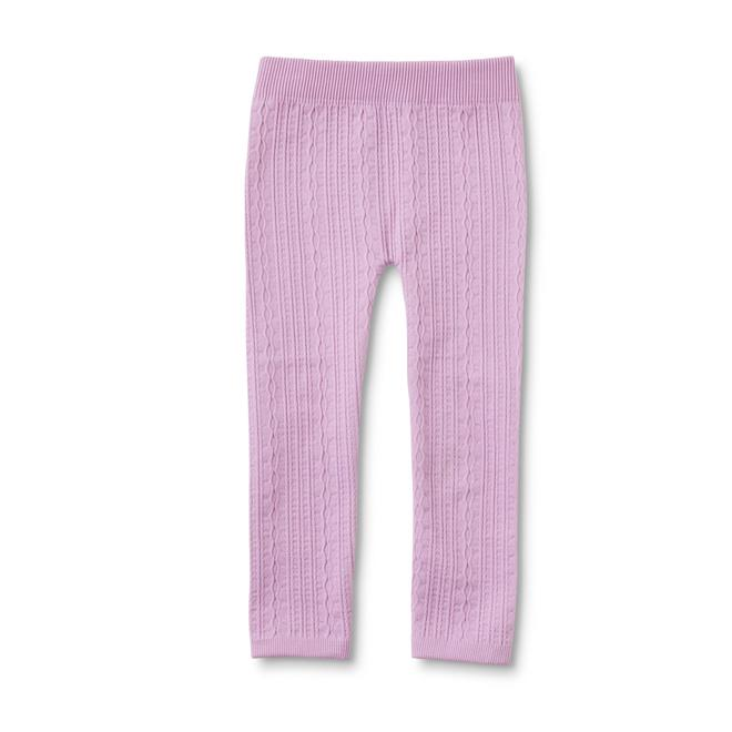 8190fd99bf2a7 WonderKids Infants & Toddler Girls' Cable Knit Leggings