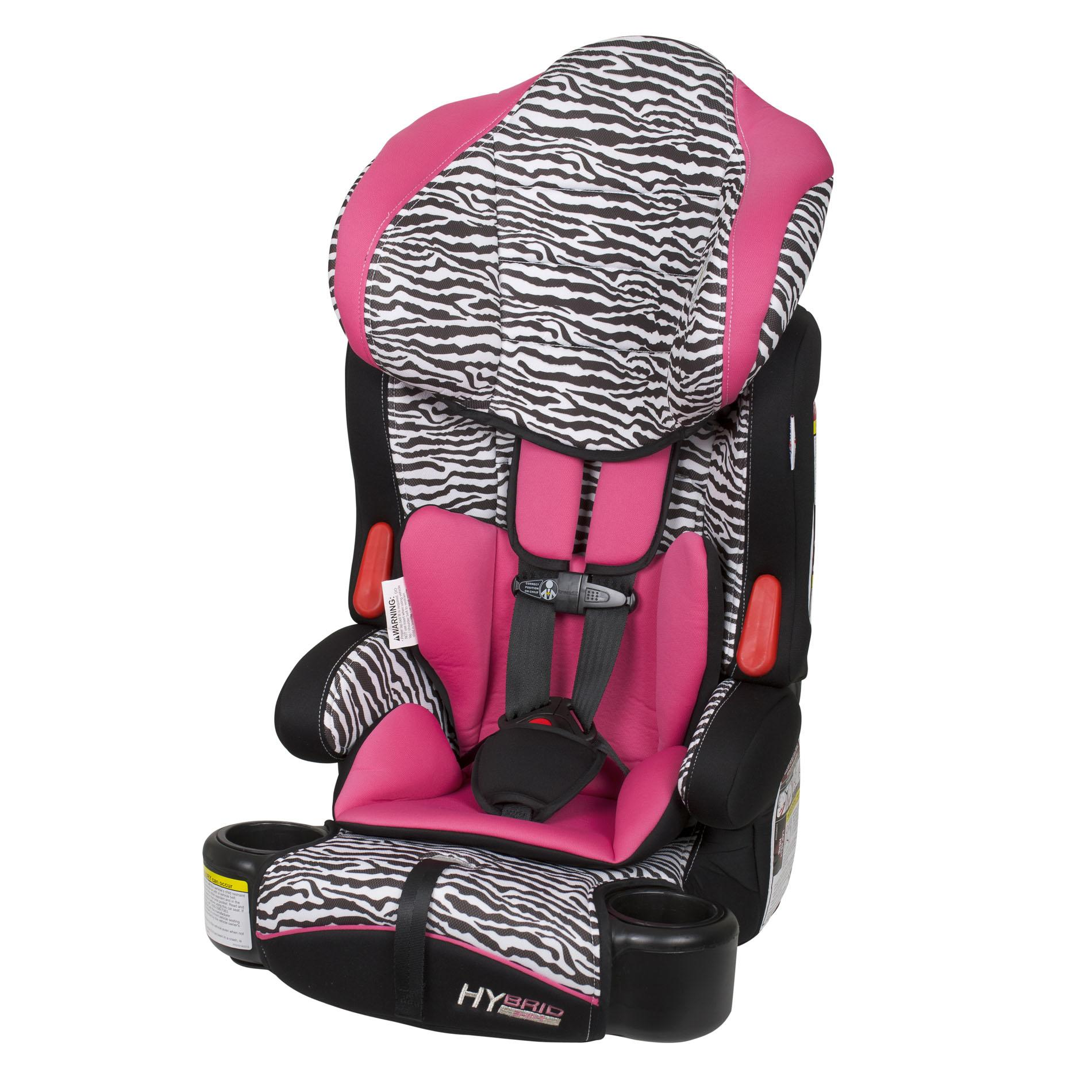 Hybrid 3-in-1 Booster Car Seat 22-100 Lbs.