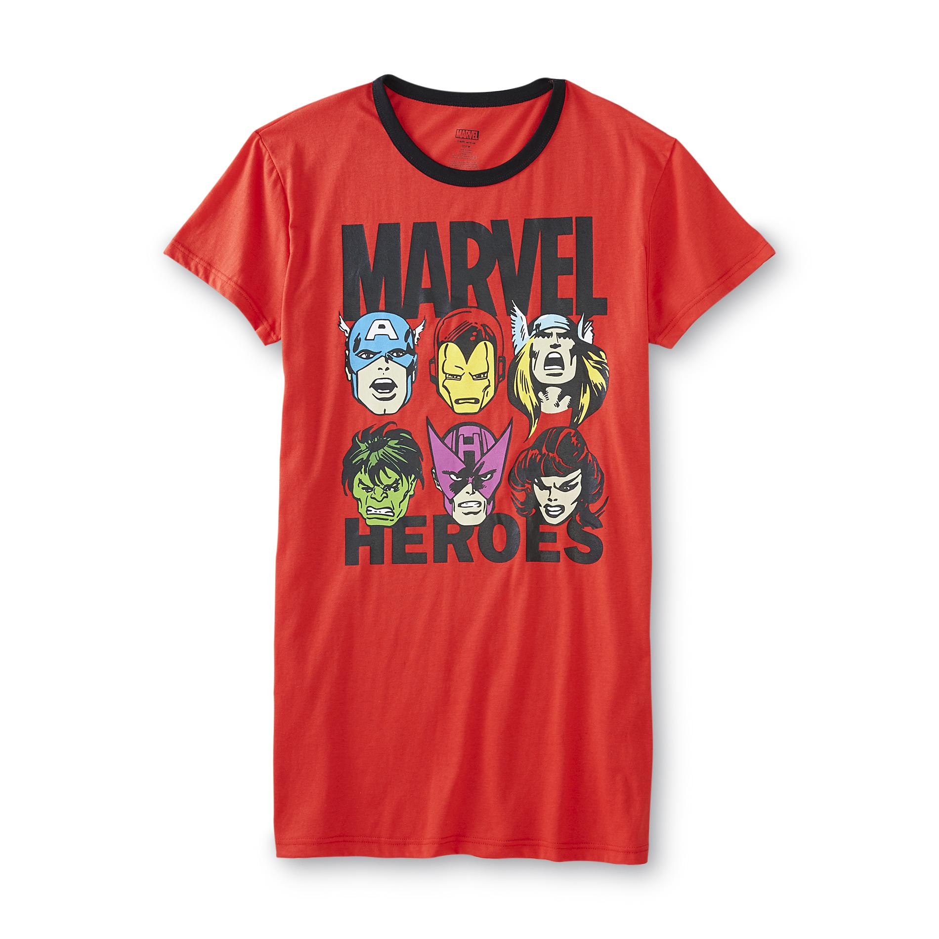 Disney The Avengers Women's Sleep Shirt
