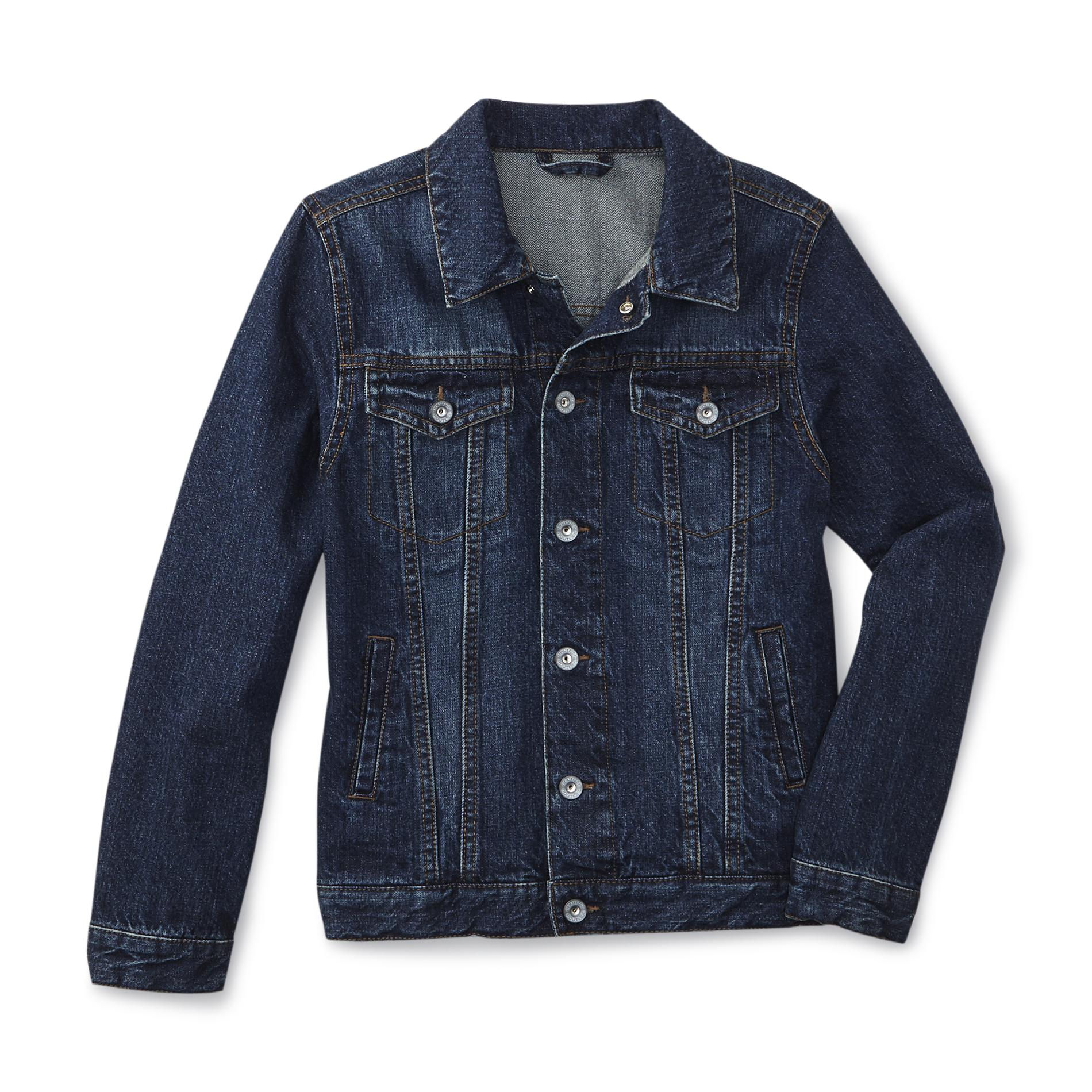 Route 66 Girl's Denim Jacket