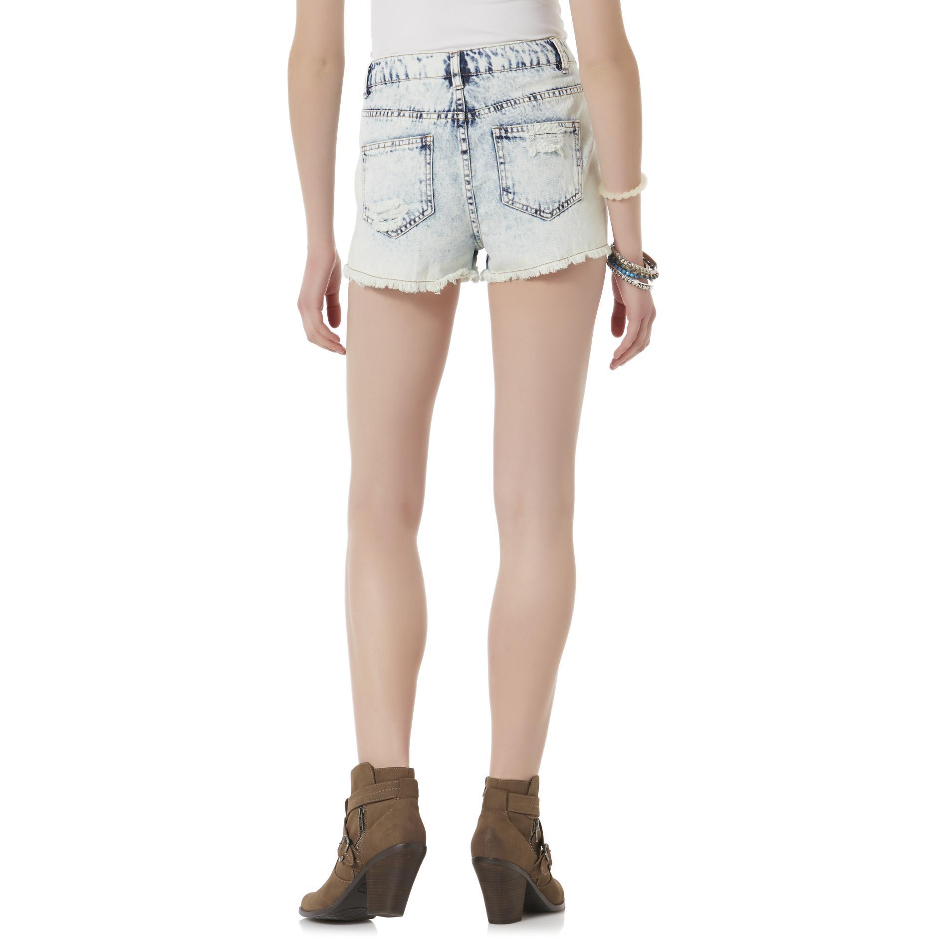 Joe Boxer Junior's Jean Shorts