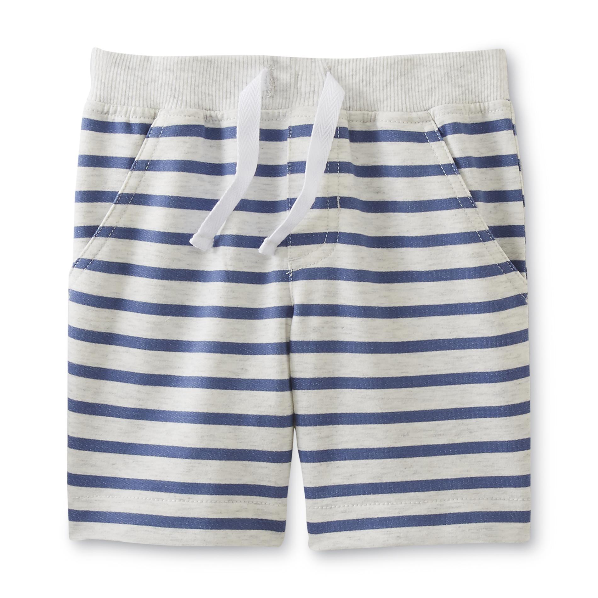 WonderKids Infant & Toddler Boy's Shorts - Striped