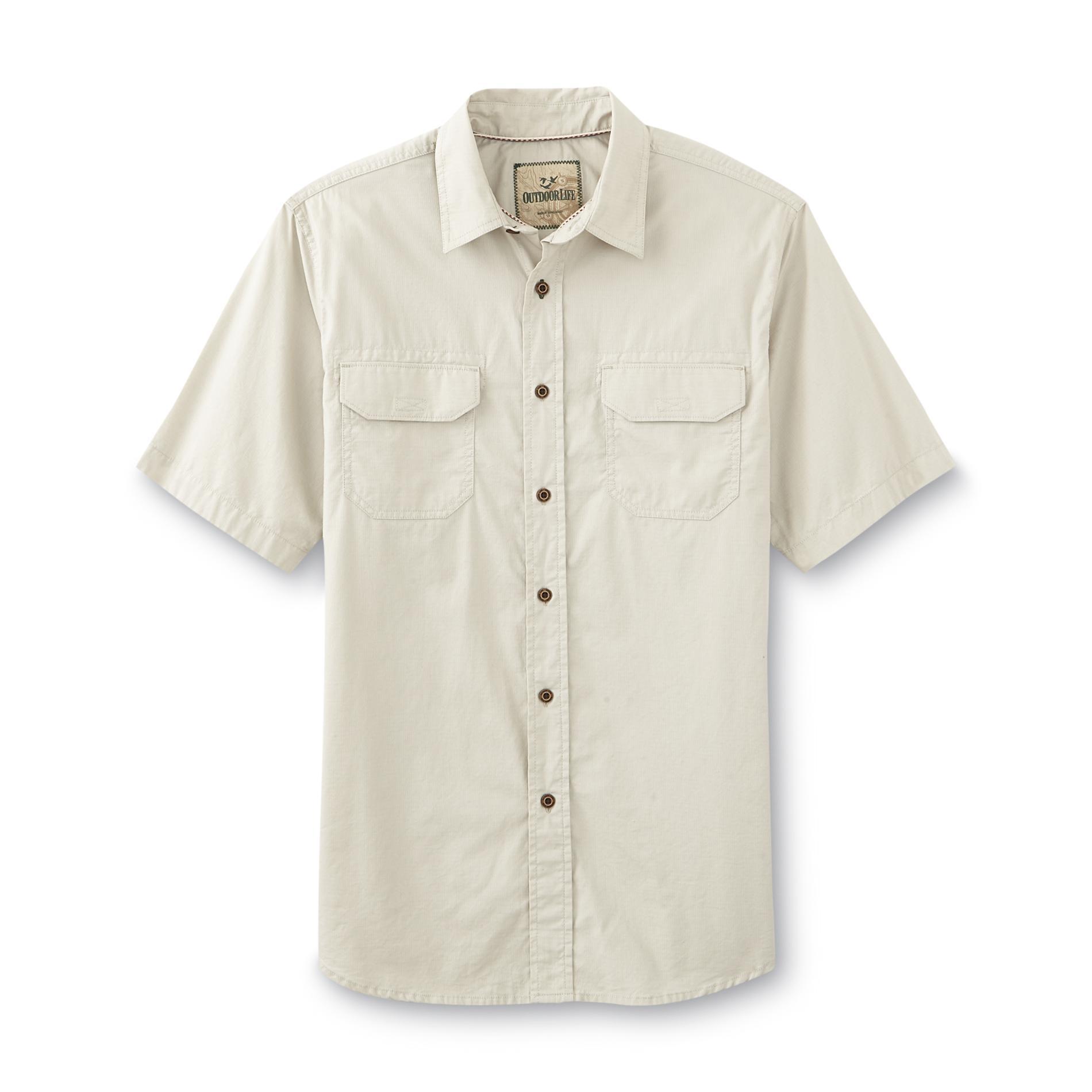 Outdoor Life Men's Camp Shirt