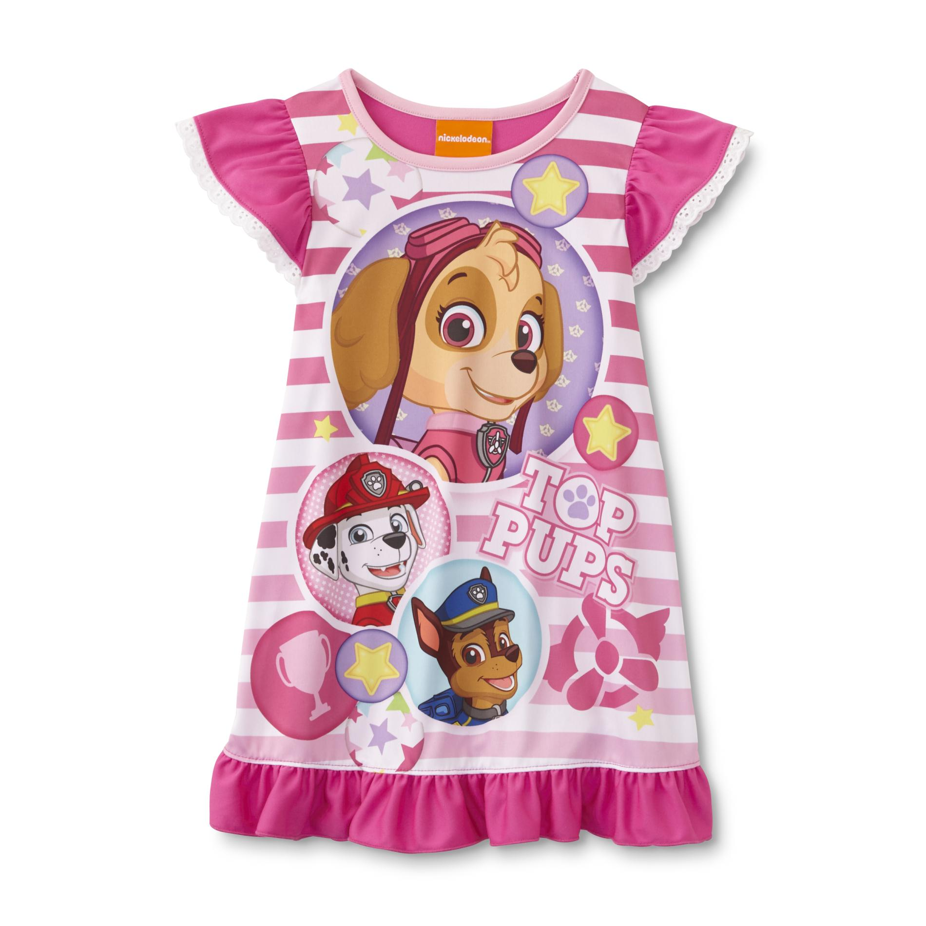 Nickelodeon PAW Patrol Toddler Girl's Nightgown