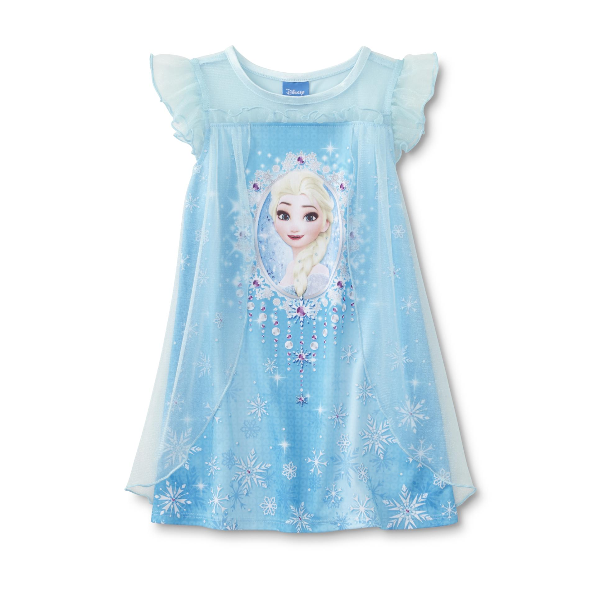 Disney Baby Frozen Toddler Girl's Nightgown