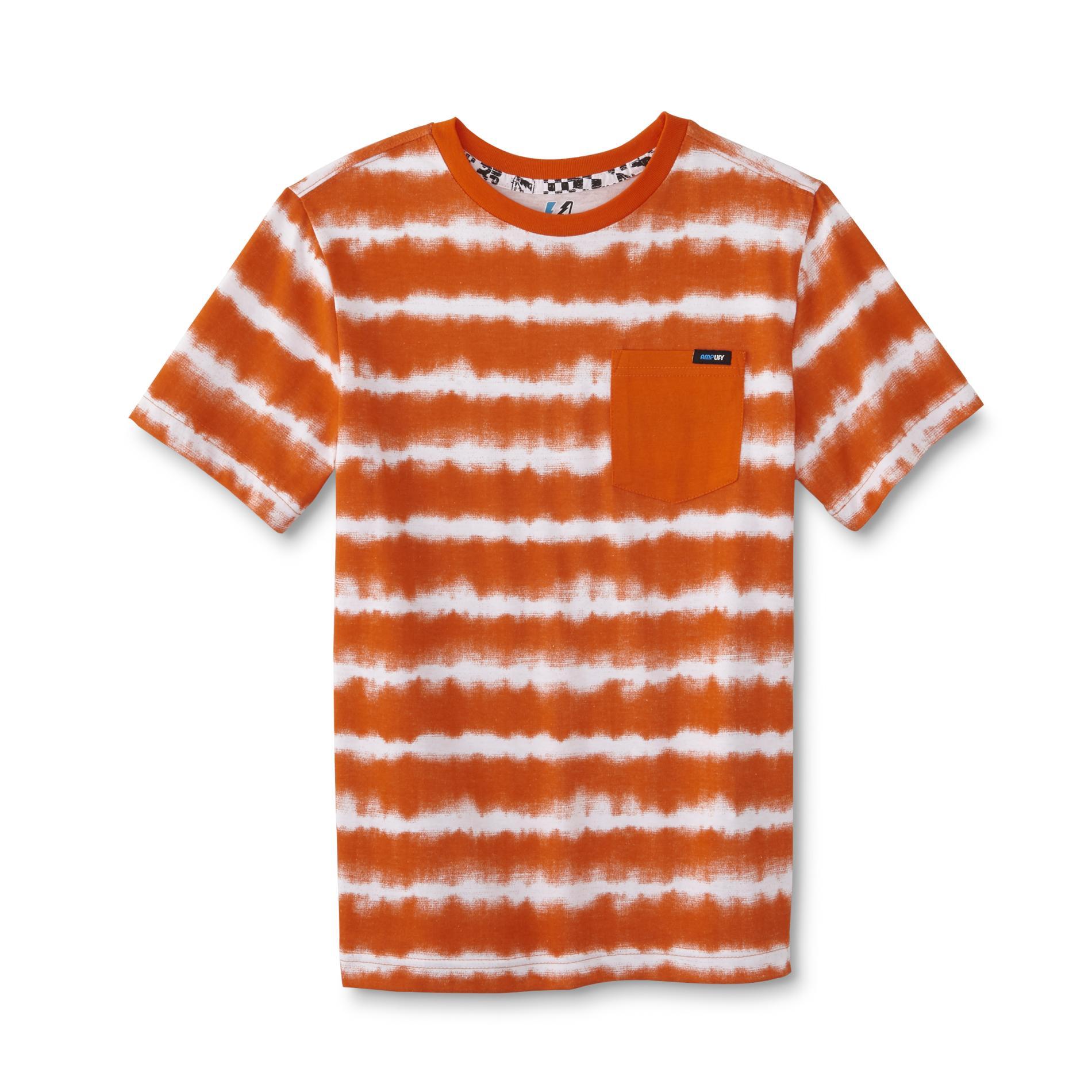 Amplify Boys' Pocket T-Shirt - Tie-Dye PartNumber: A014361774 MfgPartNumber: BU8AM71201BB