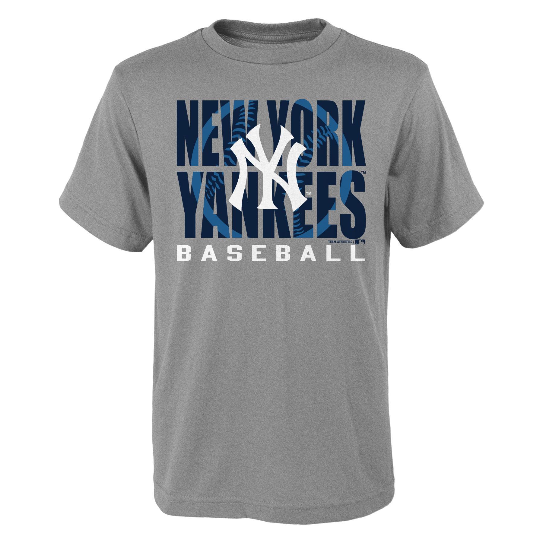 MLB Boy's T-Shirt - New York Yankees