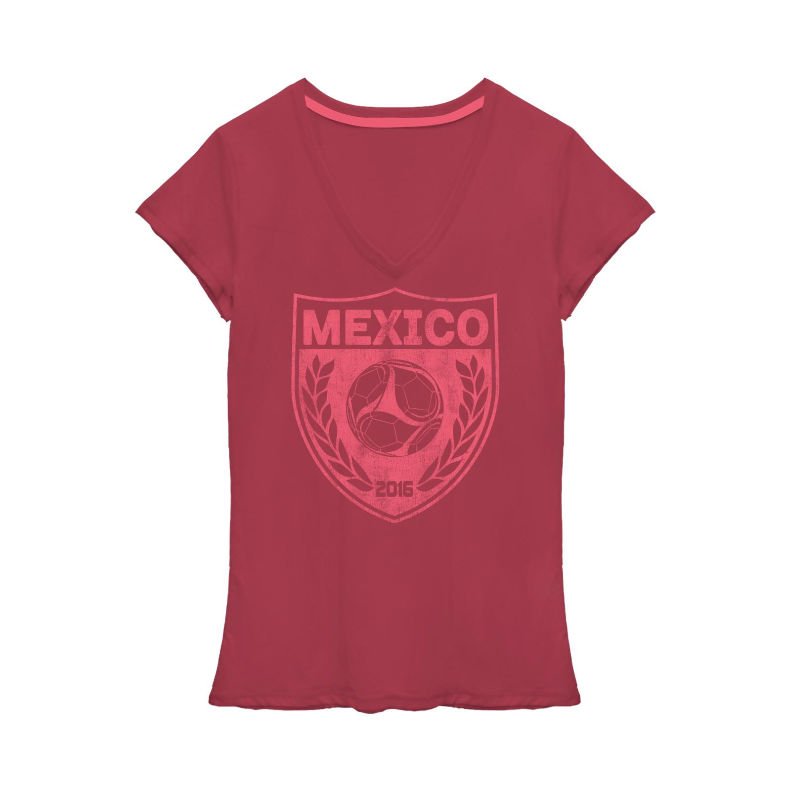 Women's Graphic T-Shirt - Mexico National Football Team