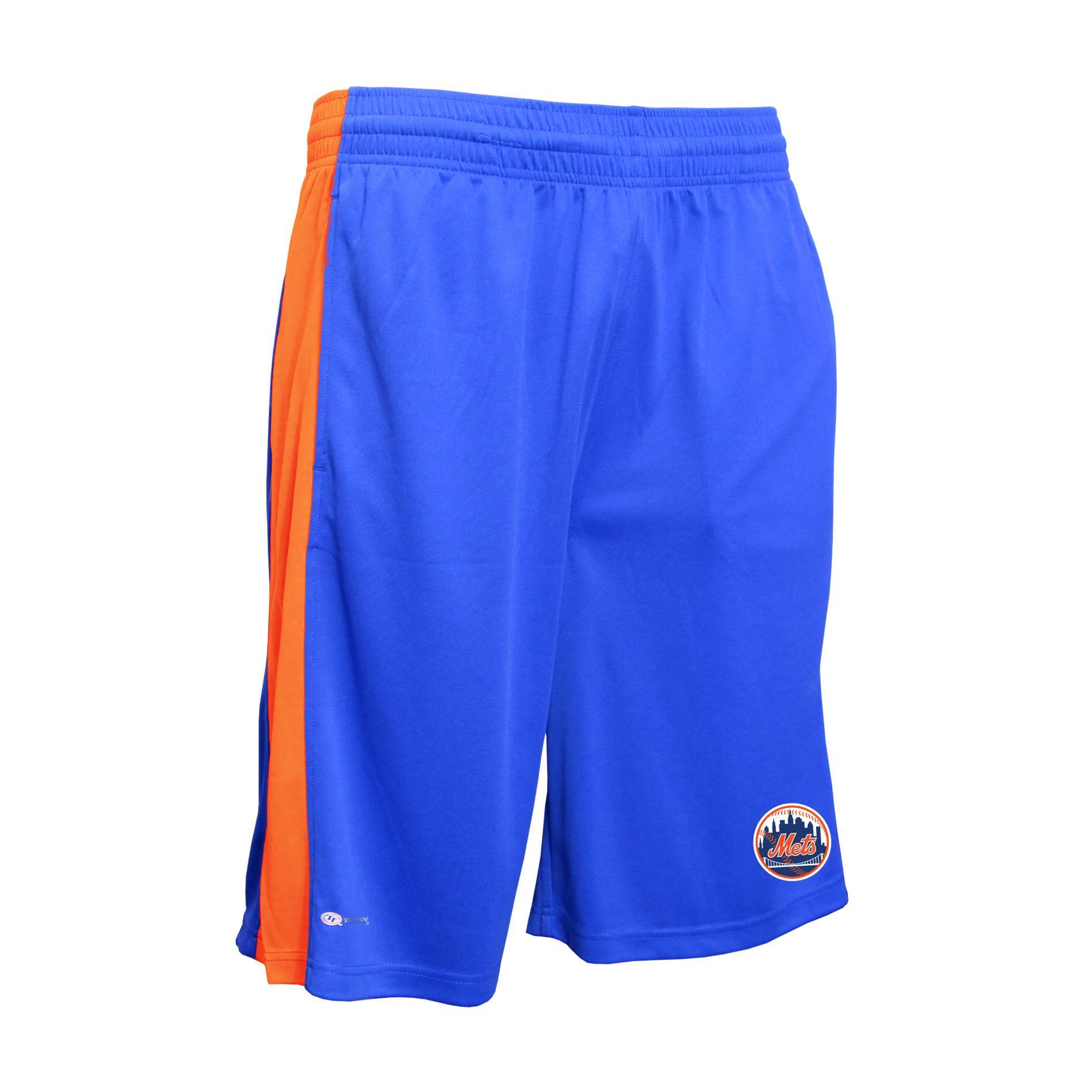 MLB Men's Athletic Shorts - New York Mets