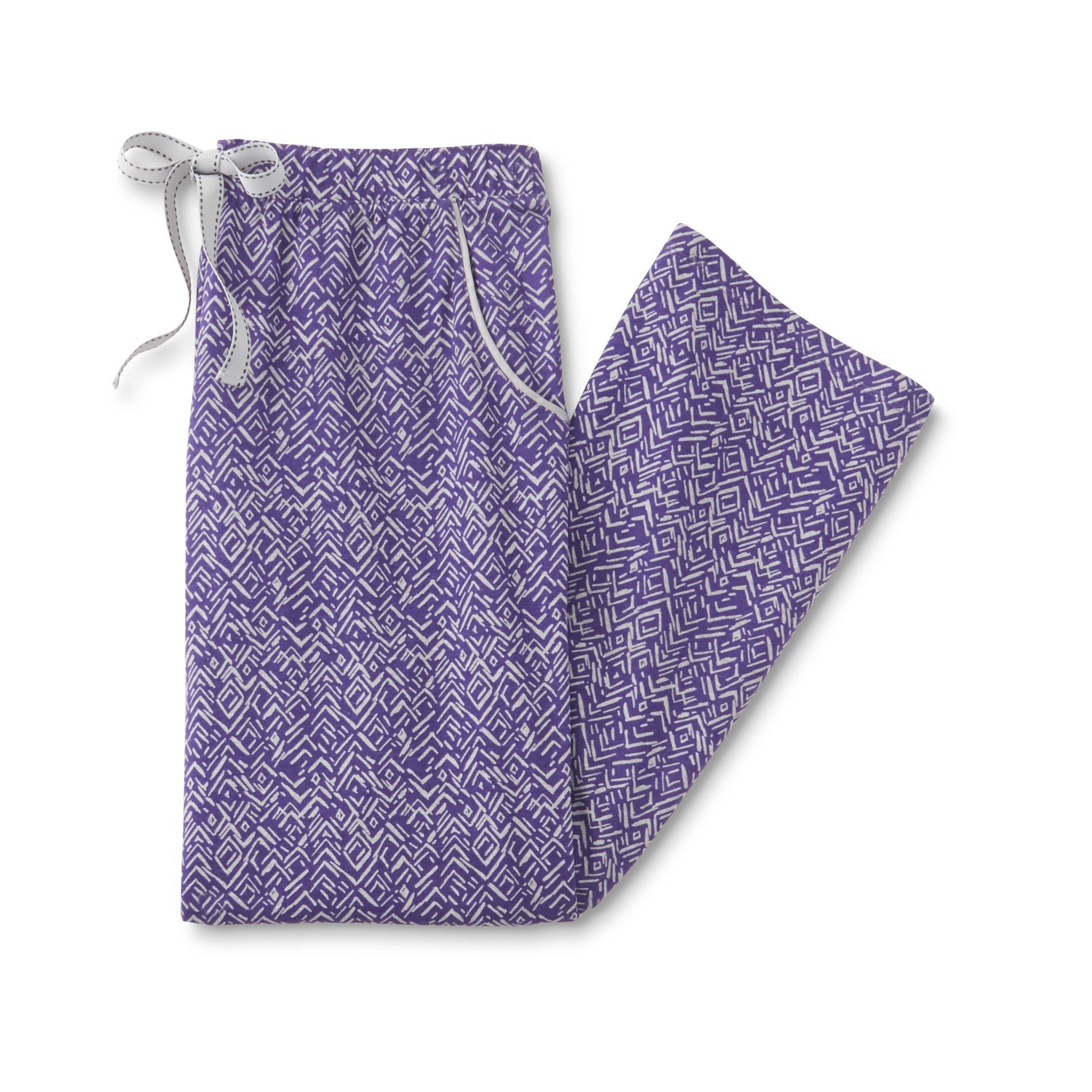 Covington Women's Pajama Pants - Herringbone