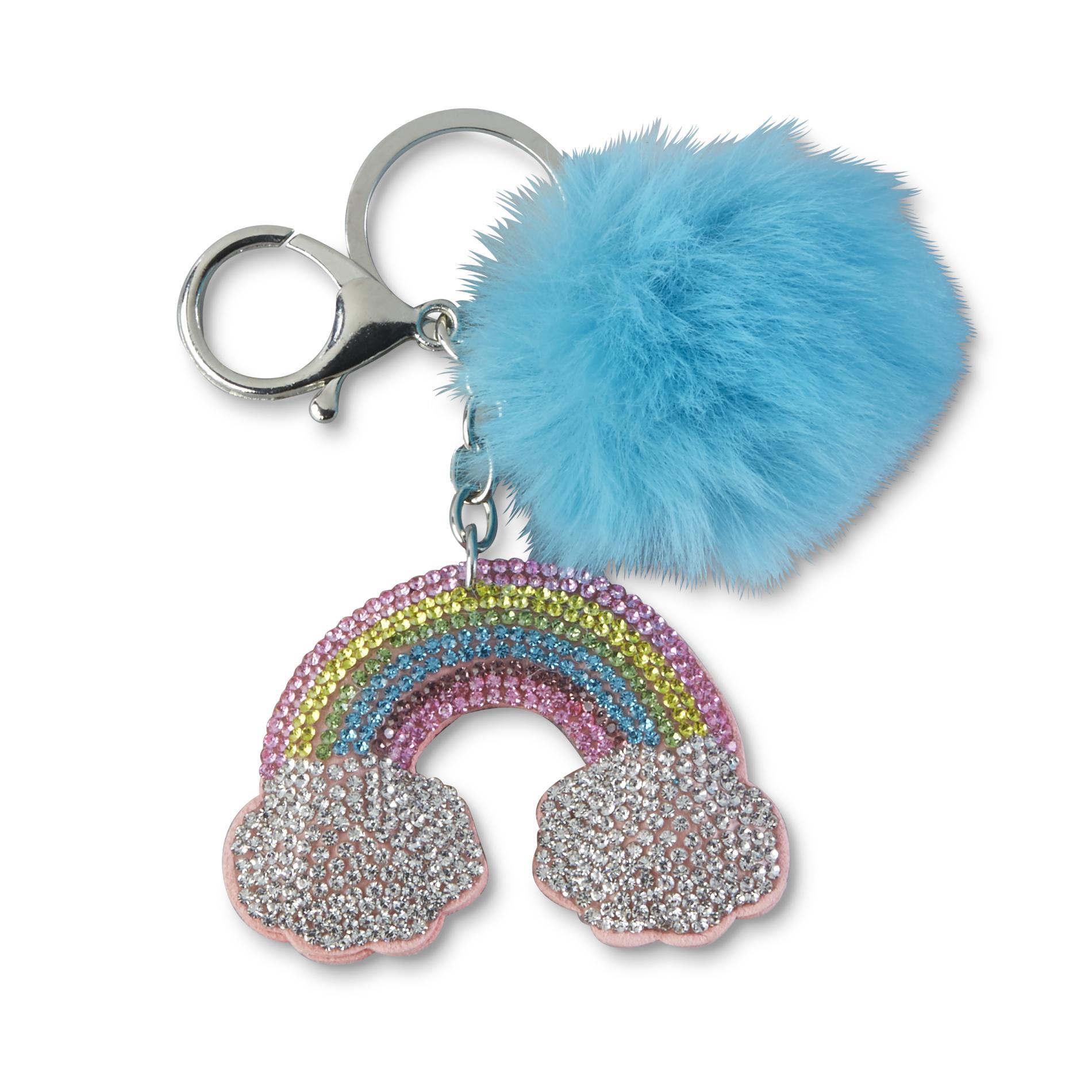 Attention Women's Key Chain - Rainbow im test