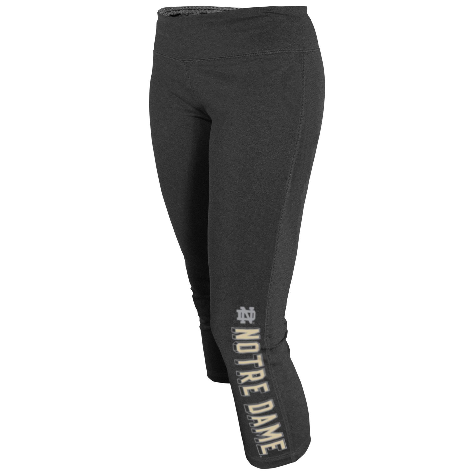 NCAA Women's Capri Yoga Pants