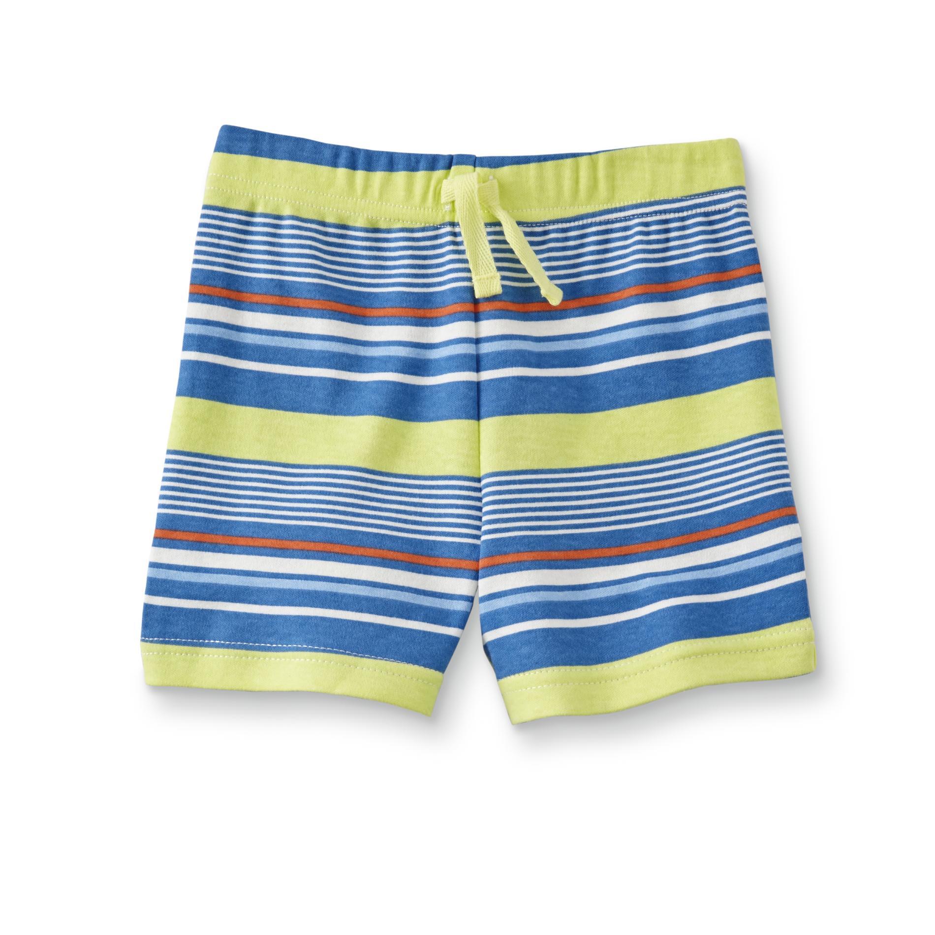 Little Wonders Infants' Shorts - Striped PartNumber: A018392337 MfgPartNumber: BU8LW20051NWK