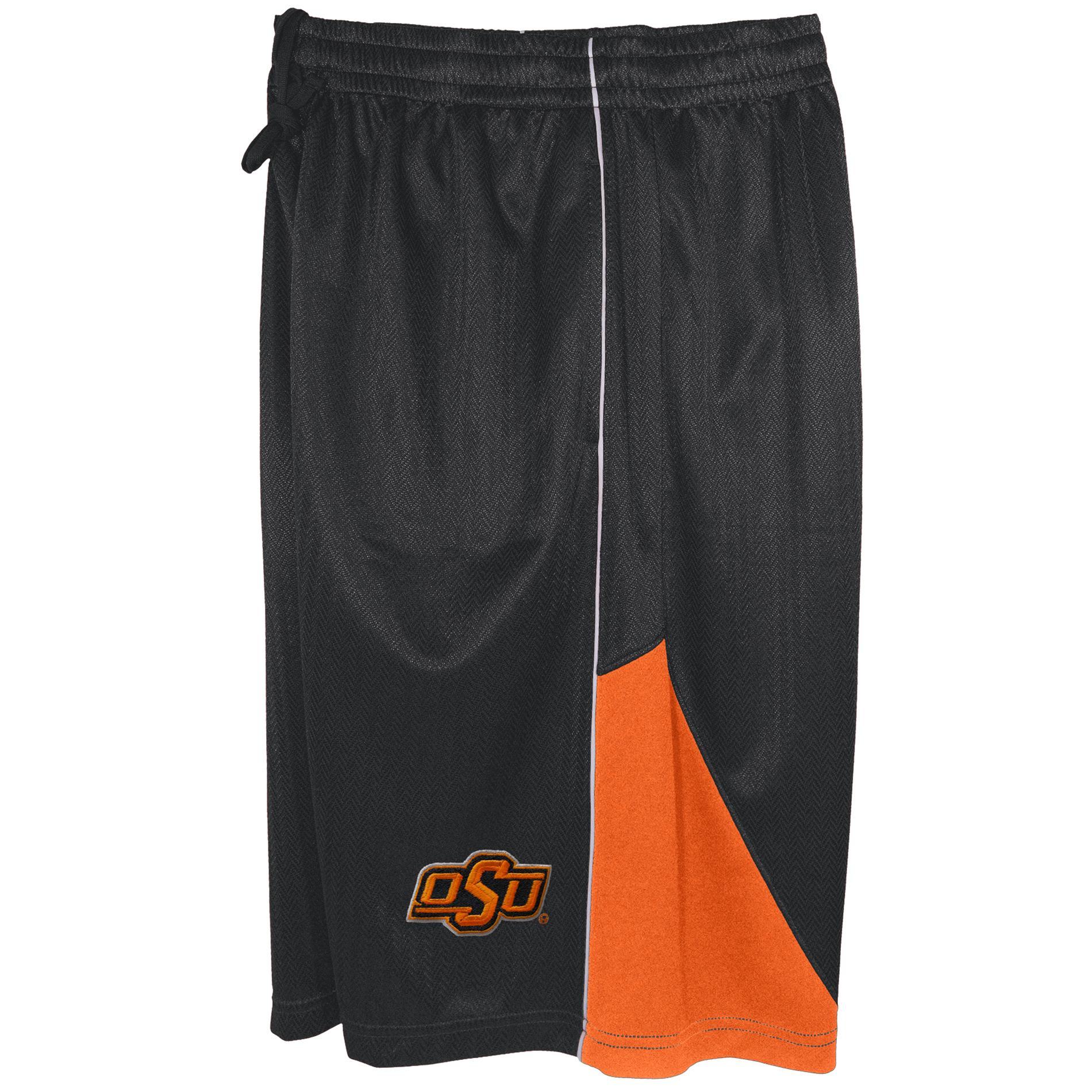NCAA Men's Basketball Shorts - Oklahoma State University
