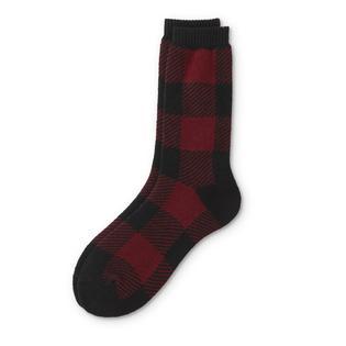 62f12de8d Joe Boxer Men s Slipper Socks - Checkered