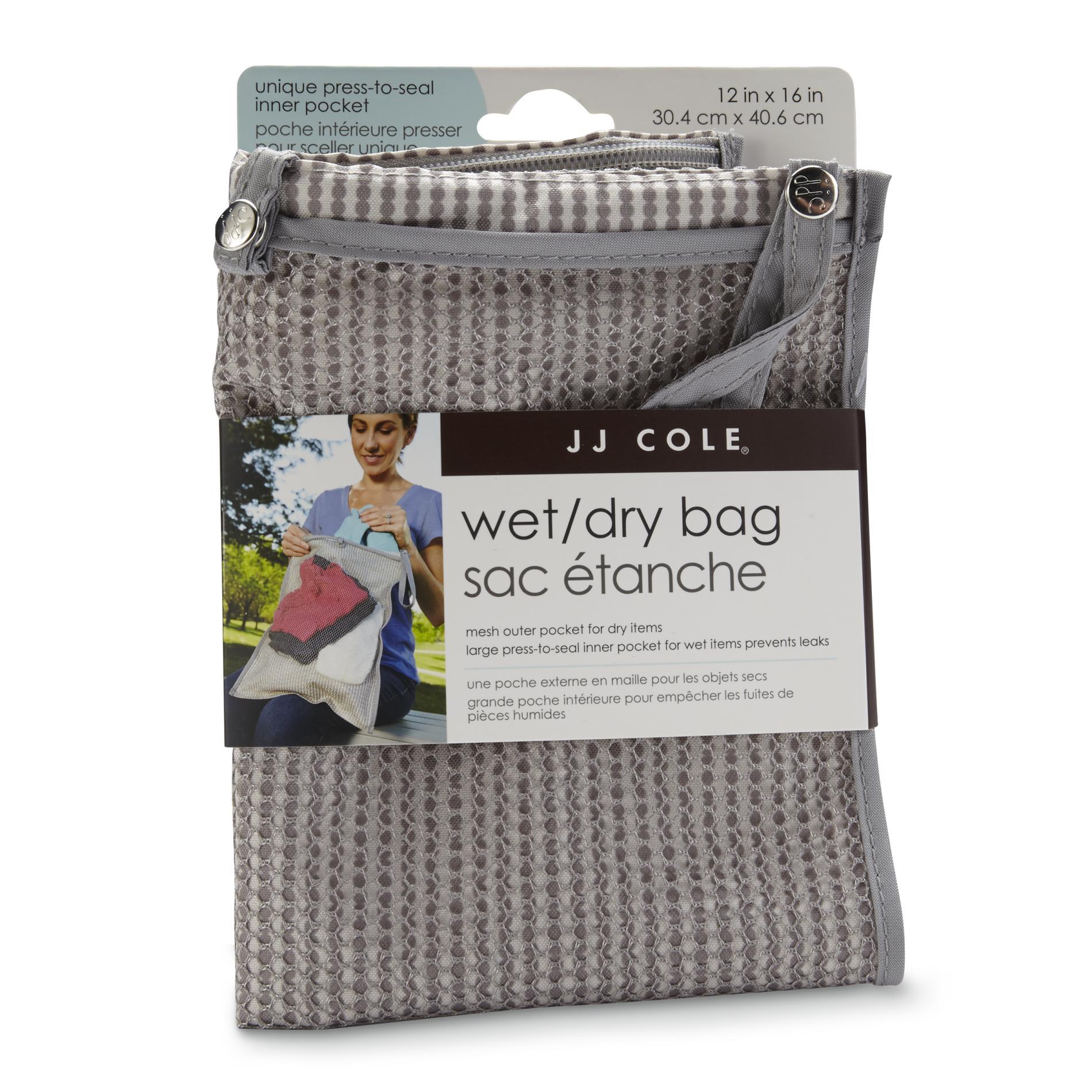 Image of JJ Cole Infants' Wet/Dry Bag, Gray