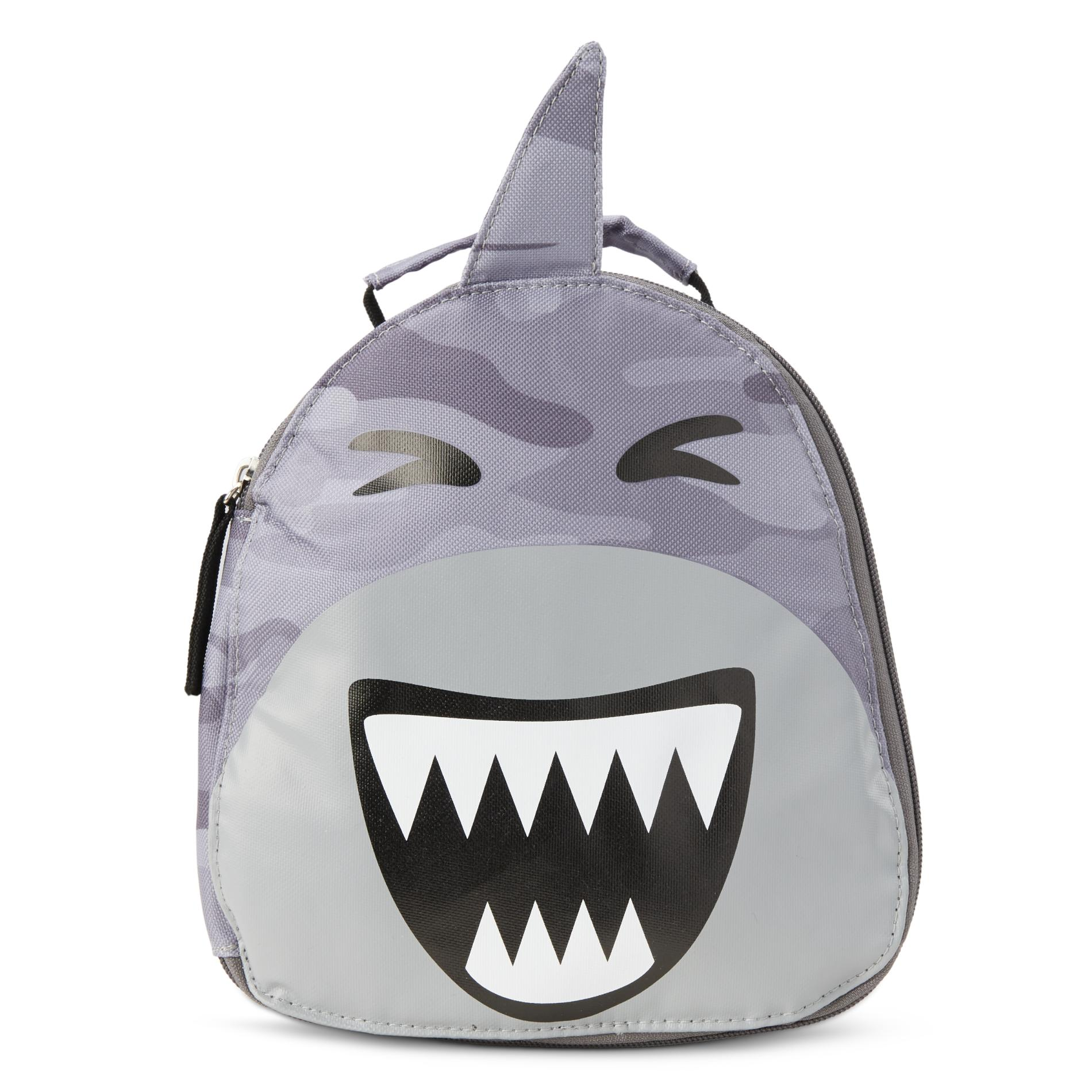 Image of CAM CONSUMER PRODUCTS, INC Boys' Lunch Bag - Shark, PRINT