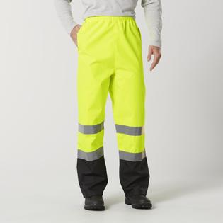 fac41abc DieHard Men's High Visibility Rain Pants