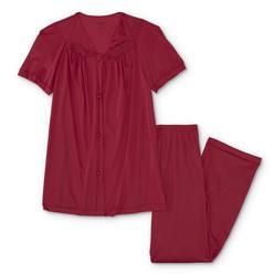 Womens Pajamas Nylon Sears