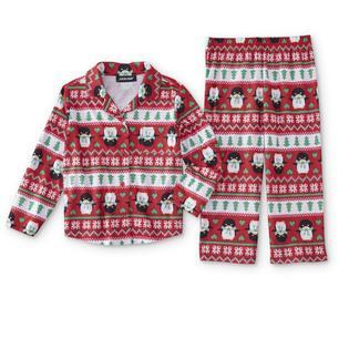 dca0bf305 Red Girls  Pajamas - Kmart
