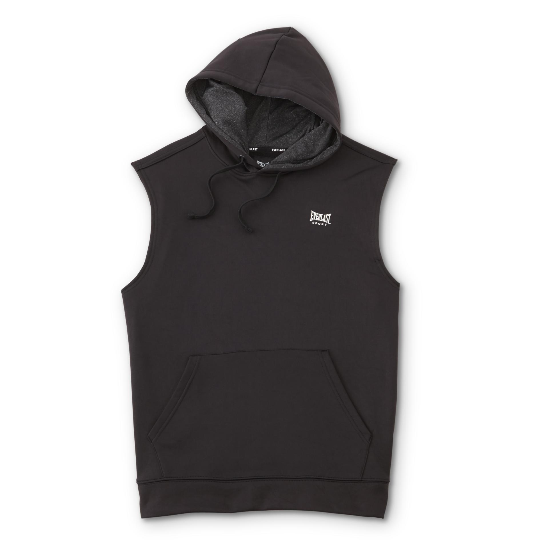 Everlast® Sport Men's Sleeveless Athletic Hoodie PartNumber: A028183356 MfgPartNumber: MF8EK36510YM