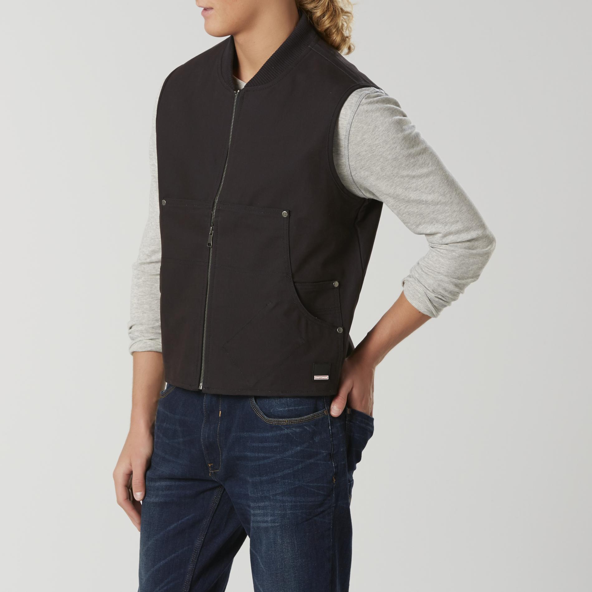 Craftsman Men's Utility Vest, Size: Large, Rubber im test
