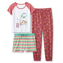 b7038d84ec64 Pajama Sets Girls  Pajamas - Sears