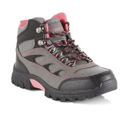 70ebfecfb0e494 Outdoor Life Women's Pine Hiking Boot - Gray/Pink/Black