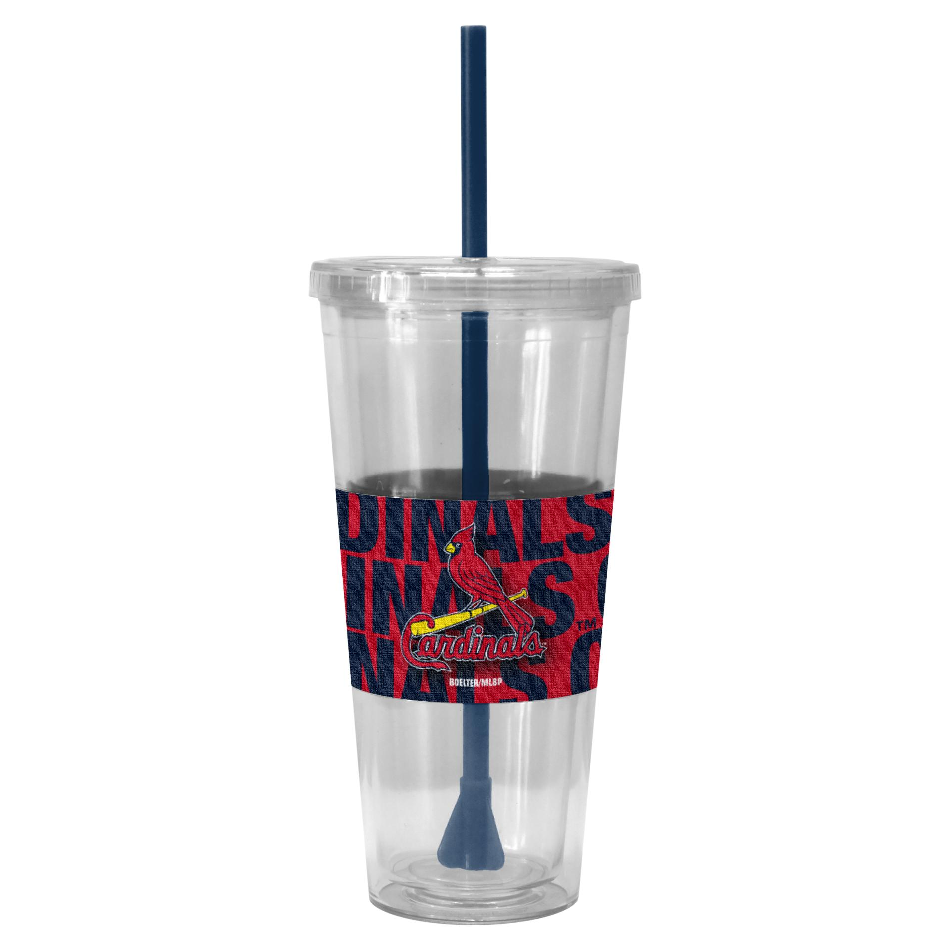 MLB Straw Cup - St. Louis Cardinals 046W002466014002