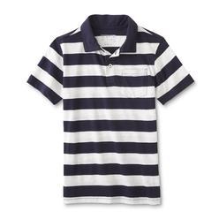 ad3ccc34b Simply Styled Boys' Pocket Polo Shirt - Striped