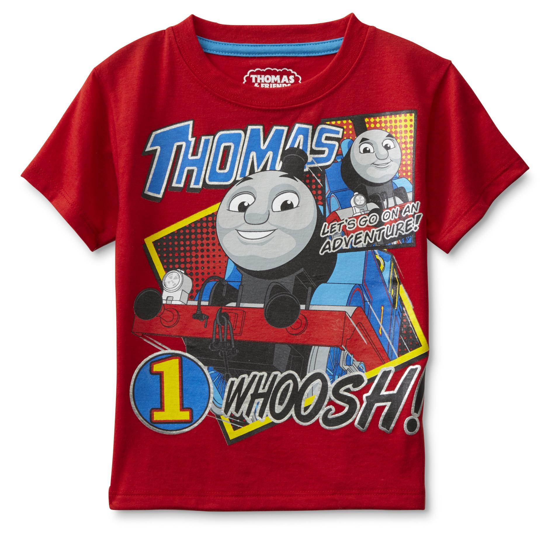 Thomas & Friends Toddler Boy's T-Shirt