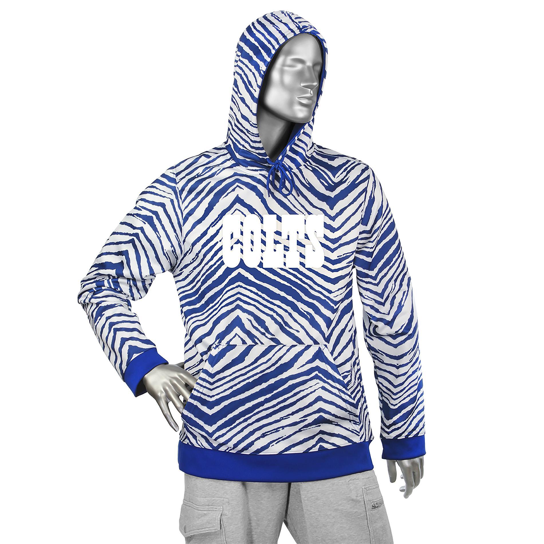 NFL Men's Hoodie - Indianapolis Colts PartNumber: 046VA90410812P MfgPartNumber: SNFL14ZE040231