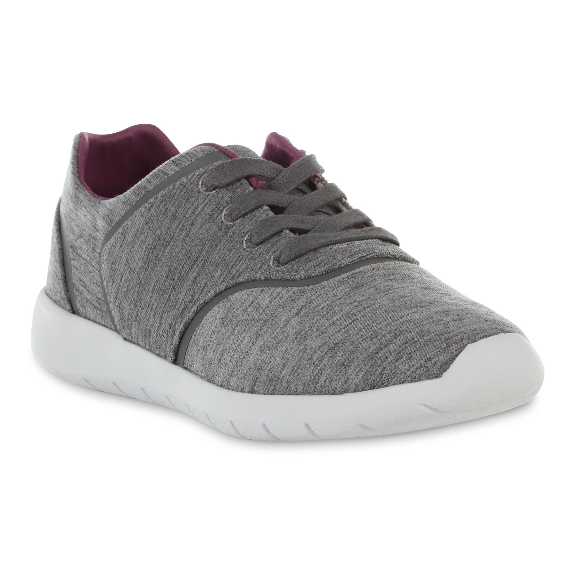 Basic Editions Women's Hooper Gray Casual Shoe