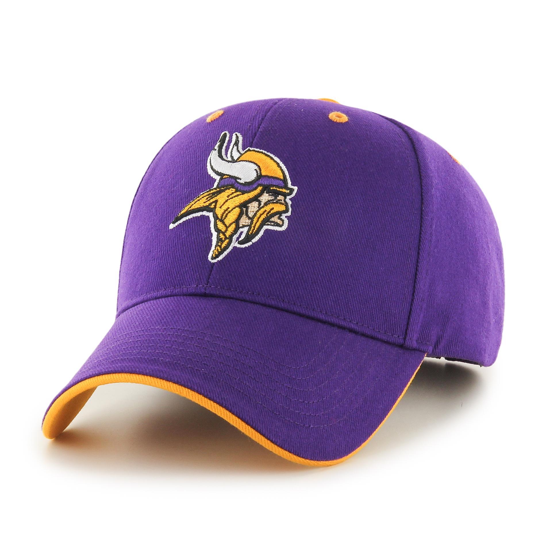 Men's Money Maker Baseball Hat - Minnesota Vikings