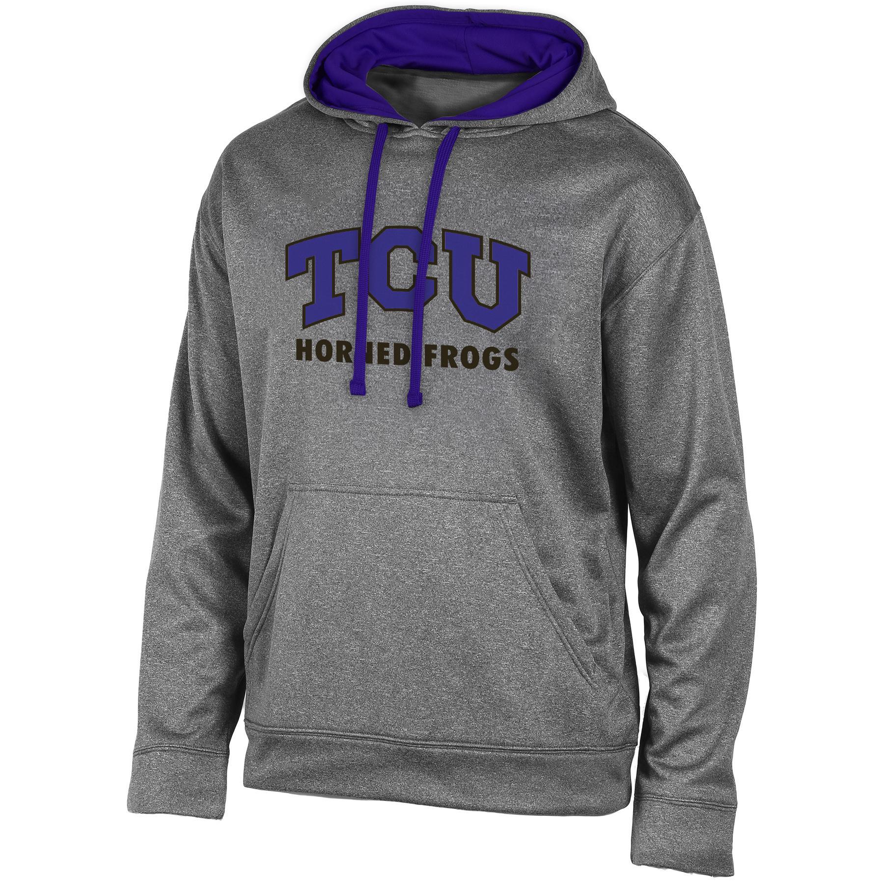 NCAA Men's Hoodie - Texas Christian University Horned Frogs PartNumber: 046VA91362712P MfgPartNumber: 7AMVA38KMF
